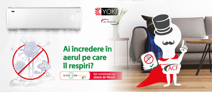 Aer conditionat Yoky